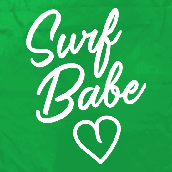 Surf Babe t shirt