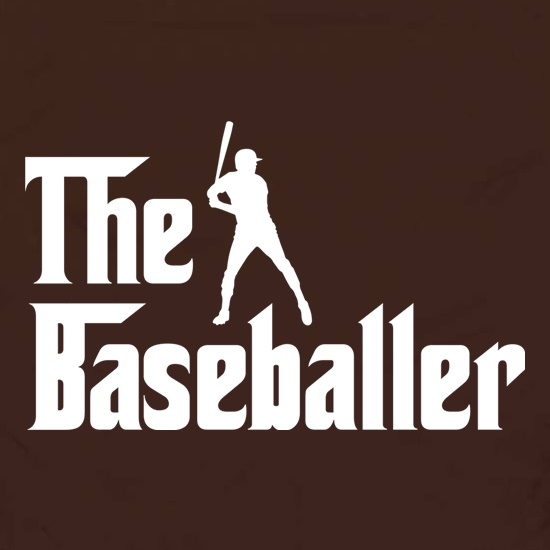 The Baseballer t shirt