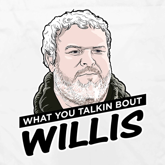 What You Talkin Bout Hodor? t shirt