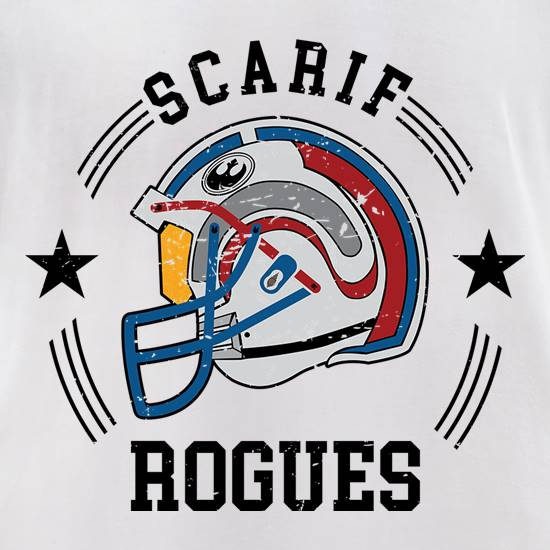 Scarif Rogues t shirt