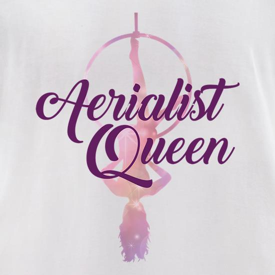Aerialist Queen t shirt