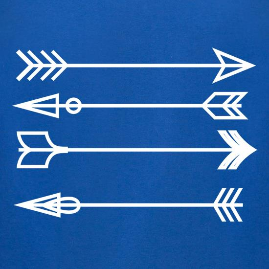 Archery Arrows t shirt