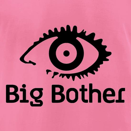 Big Bother t shirt