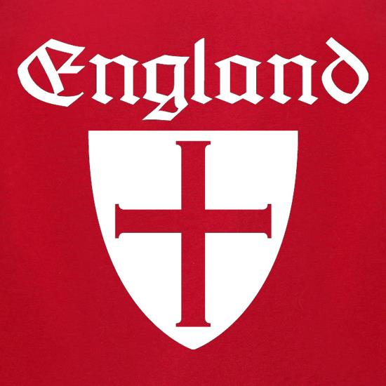 England Shield t shirt