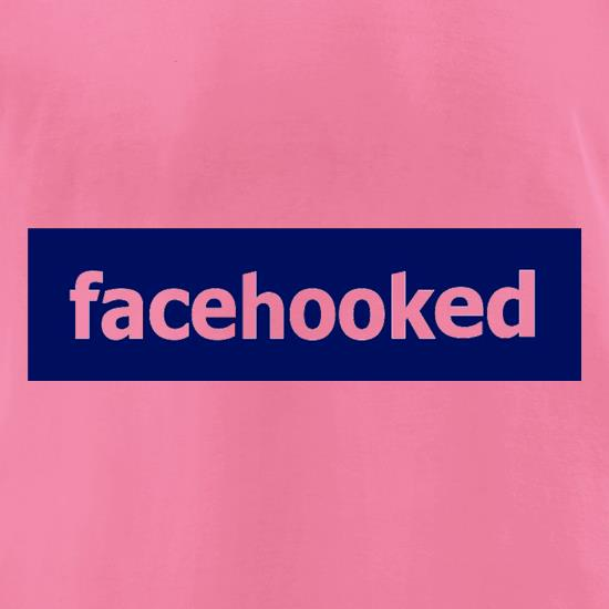 Facehooked t shirt