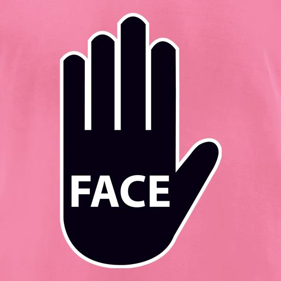 Face Palm Hand t shirt