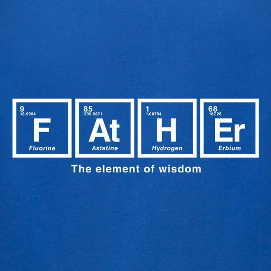 Father Element t shirt
