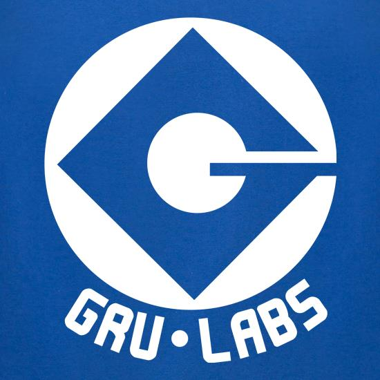 Gru Labs t shirt