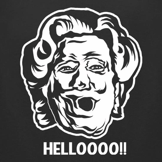 Helloooo!!! T Shirt By CharGrilled