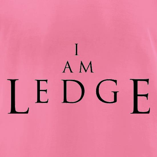 I Am Ledge t shirt