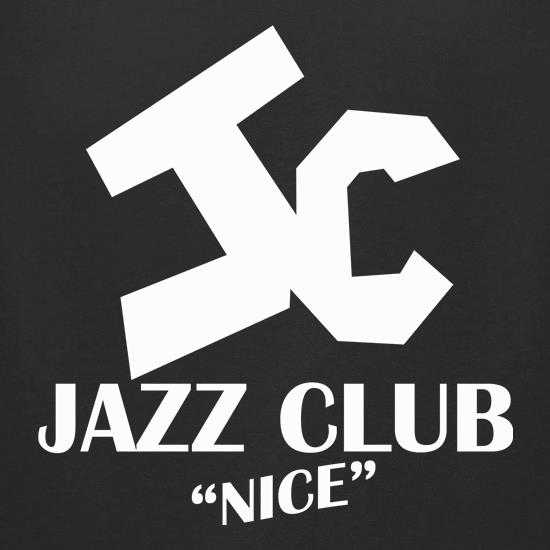 Jazz Club t shirt