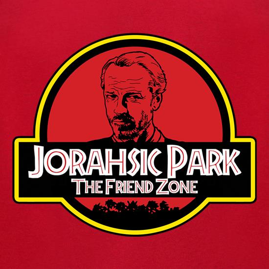 Johrasic Park t shirt