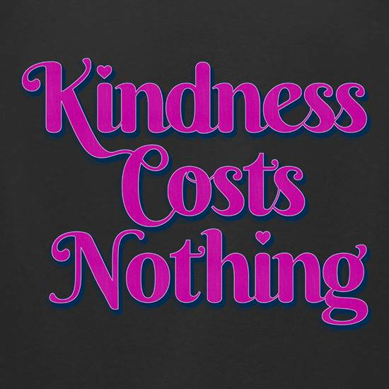 Kindness Costs Nothing t shirt