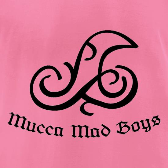Mucca Mad Boys t shirt