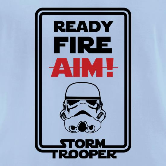 Ready Fire Aim t shirt