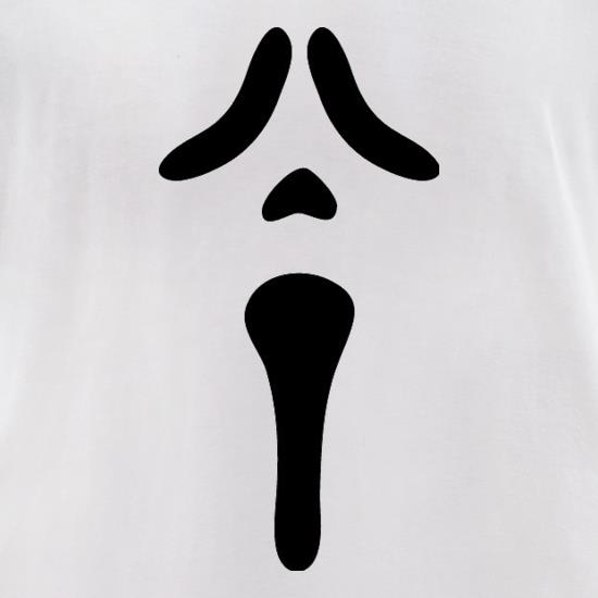 Scream t shirt