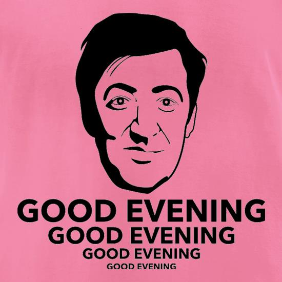 Stephen Fry Good Evening t shirt