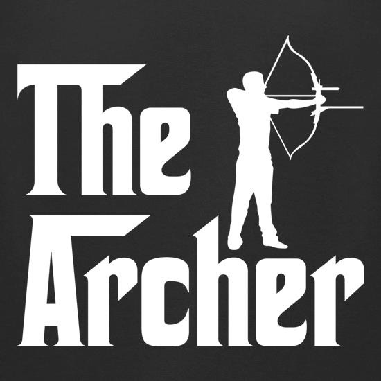 The Archer t shirt