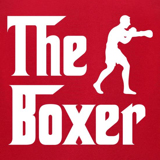 The Boxer t shirt