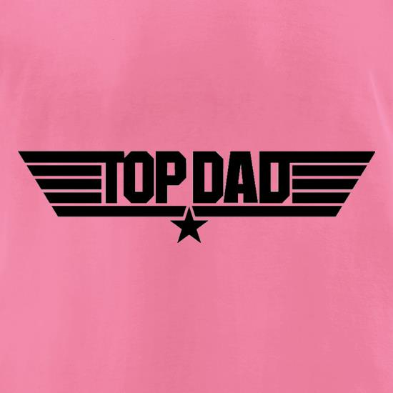 Top Dad t shirt