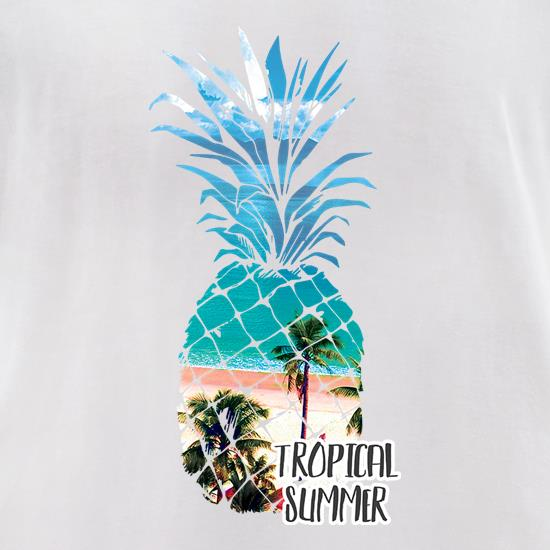 Tropical Summer t shirt