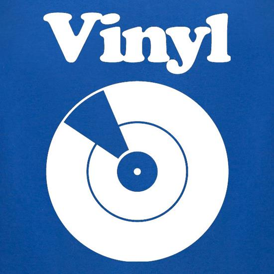 Vinyl t shirt by chargrilled for Big fish theory vinyl