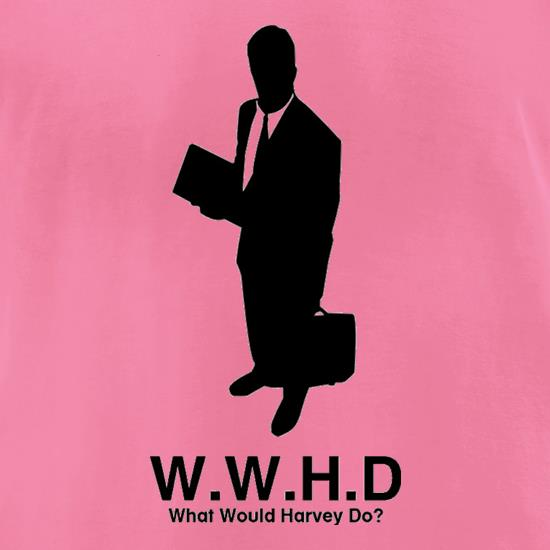 What Would Harvey Do? t shirt