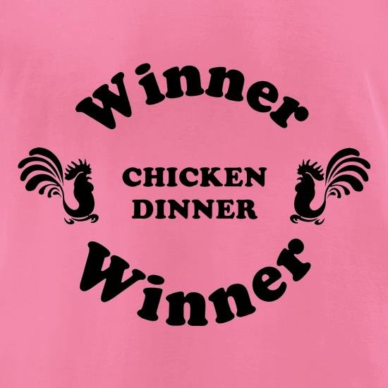 Winner Winner Chicken Dinner t shirt