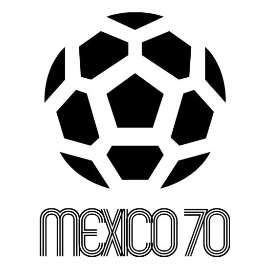 1970 World Cup Mexico t shirt