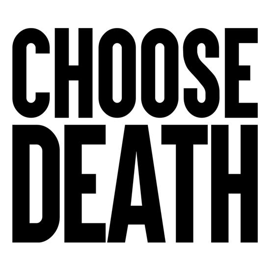 Choose Death t shirt
