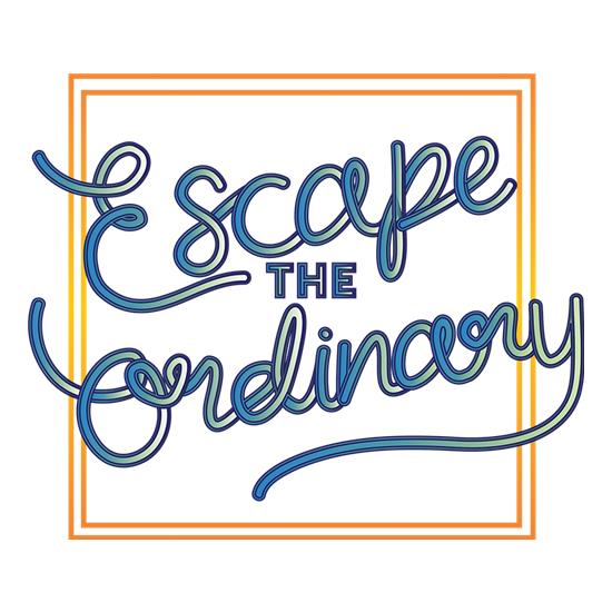 Escape The Ordinary t shirt