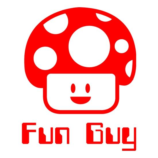 Fun Guy t shirt