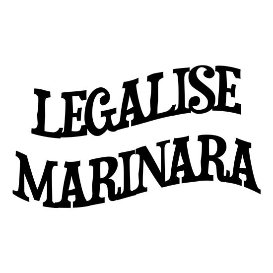 Legalise Marinara t shirt