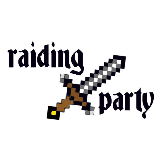 Raiding Party t shirt