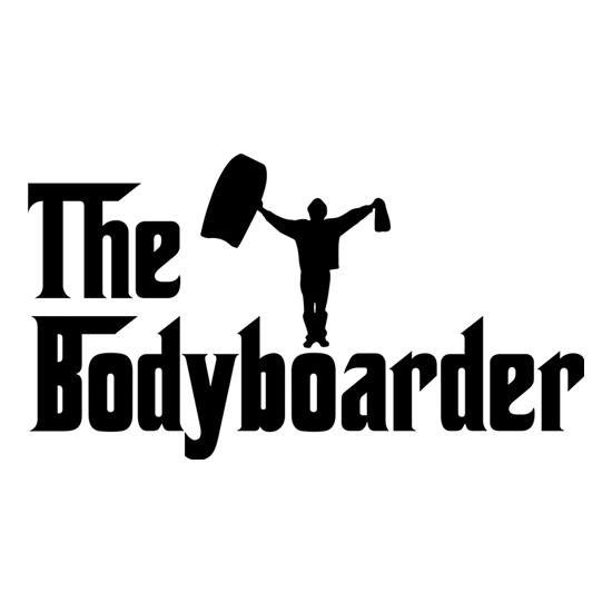 The Bodyboarder t shirt