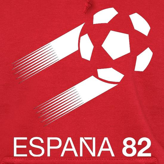 1982 World Cup Espana t shirt