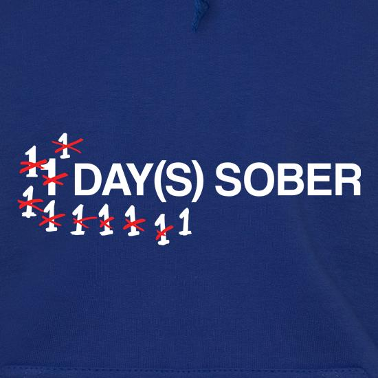 1 Day Sober t shirt