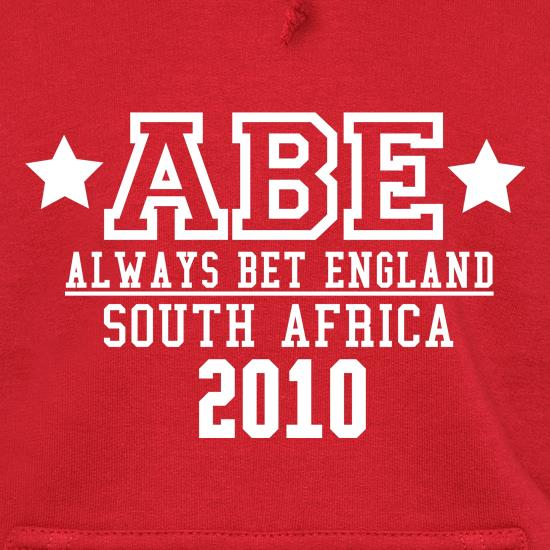 ABE Always Bet England t shirt
