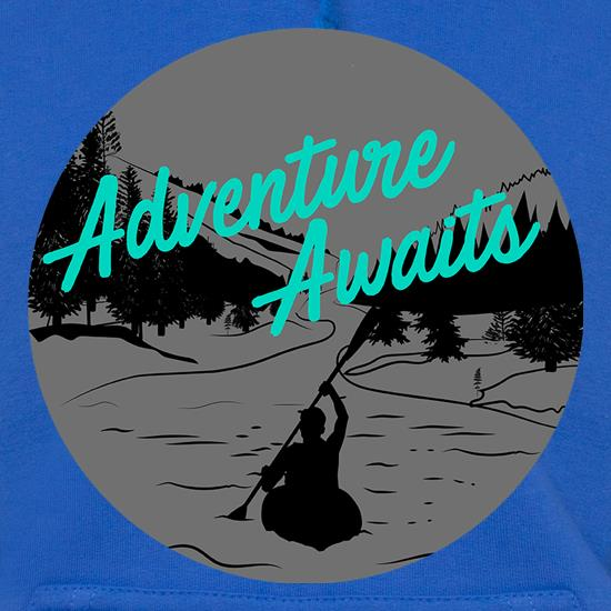 Adventure Awaits t shirt
