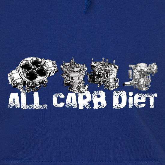 All Carb Diet t shirt