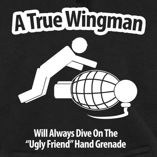 A True Wingman t shirt