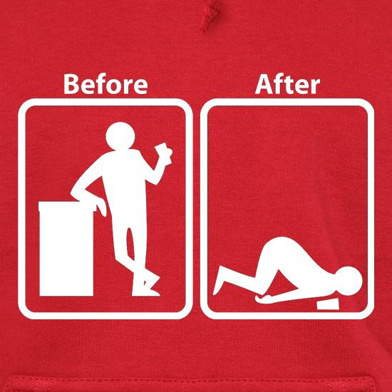 Before After t shirt