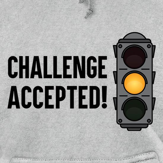 Challenge Accepted t shirt
