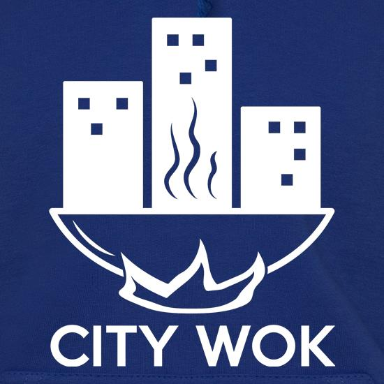 City Wok t shirt