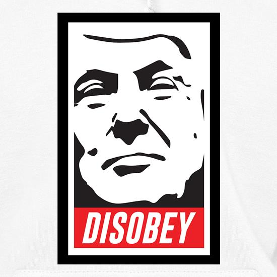 Disobey Trump t shirt