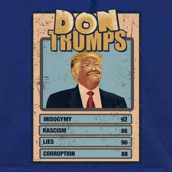 Don Trumps t shirt