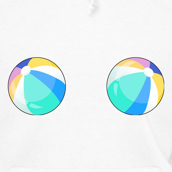 Double Beach Ball Chest t shirt