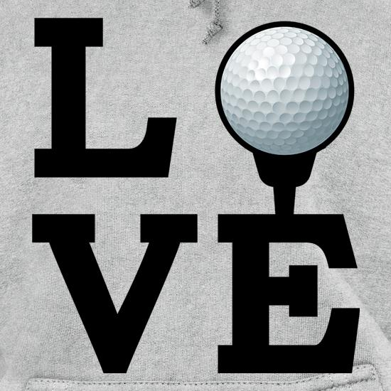 Golf Love t shirt