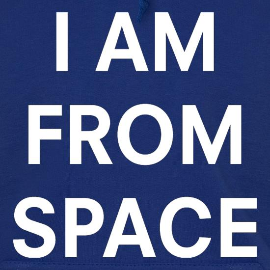 I AM FROM SPACE t shirt