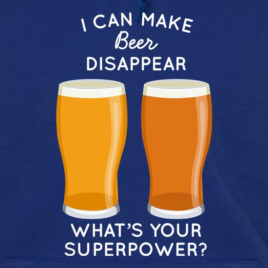 I Can Make Beer Disappear t shirt